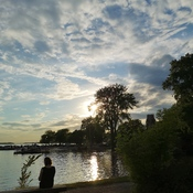 Lachine sunset