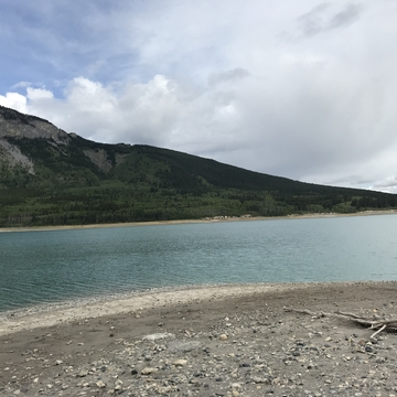 Quarry Lake Recreation Area near Canmore, Alberta 7 Day
