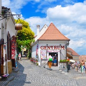 Szentendre, popular place to visit