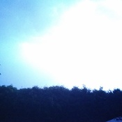 Lightning in Oshawa