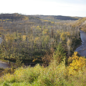 Horse River in Fort McMurray