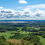 Blomidon Look-off Panorama