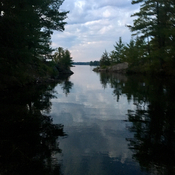 Six Mile Lake