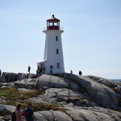 At Peggys Cove