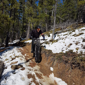 Fat bike fun