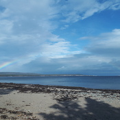 Rainbow in Ingonish