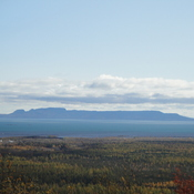 Sleeping Giant From Fort William First Nation