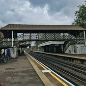 Ruislip Tube Station
