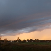 Storm Front Approaching