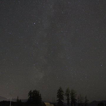 Stars In Comox Valley