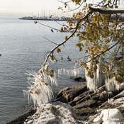Bronte Waterfront Trail, Oakville, Ontario.
