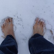 getting cold feet