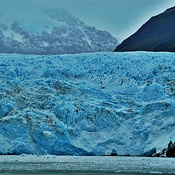 Why is this Glacier Blue?