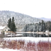 Chalet ds charlevoix