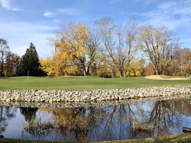 Spectacular Day for fall golf here at Quilchena Golf & CC in Richmond,BC! Quilchena Golf and Country Club, Granville Avenue, Richmond, BC