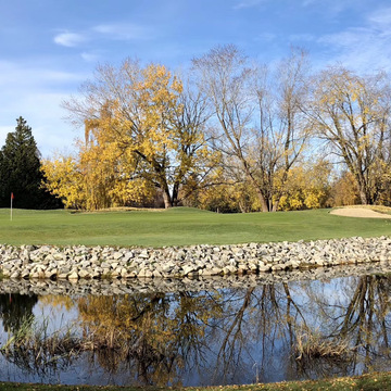 Spectacular Day for fall golf here at Quilchena Golf & CC in Richmond,BC!