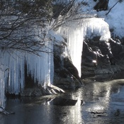 Frozen, Icicles