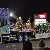 Woodstock Santa Claus Night Parade