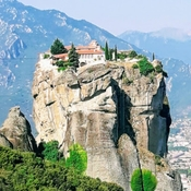 2019...Meteora in Central Greece on a beautiful summer day 💖💖