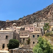 2019...Monemvasia in Peloponnese, Greece.