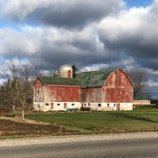 Beautiful Brantford Barn
