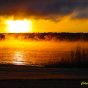 Sunrise in Ingleside Ontario