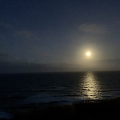 Full Moon in Atalaia