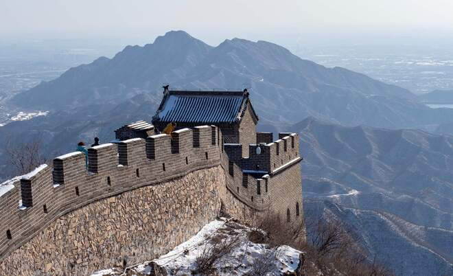 Great Wall China China