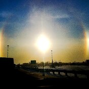 Beautiful Sun Dogs
