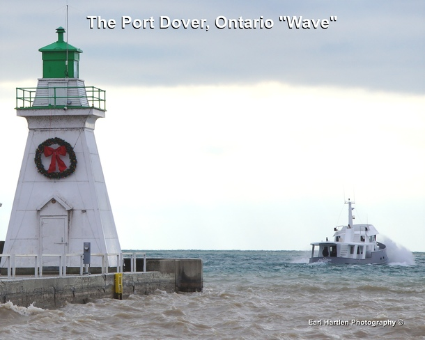The Port Dover Ontario Wave Port Dover, ON