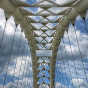 Humber Bay Arch Bridge ~ Toronto
