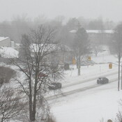 Storm Am In Orillia Ont Jan 18th/20