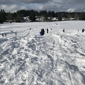 Snow Fun at the SportsPlex Hills
