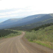 Dempster Highway -Top of the World Highway