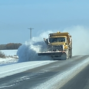 Snow clearing or snow storm?