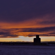 Chinook Sunset