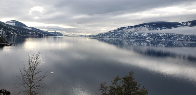The Calm over the Okanagan in Lake Country Lake Country, BC