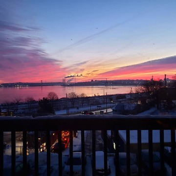 halifax sunrise