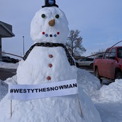 Westy the Snowman