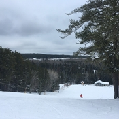Dryden Ski Hill jan 25