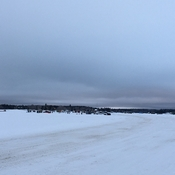 Ice Road, Dryden, Ontario
