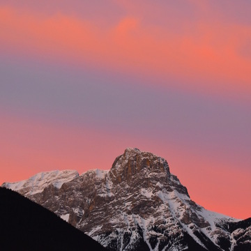 Good morning Alpenglow