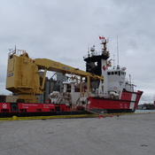 Canadian Coast Guard at Sarnia Harbour