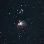 Orion Nebula ,