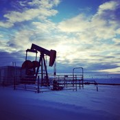 Oilfield picture