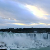 Niagara Morning.