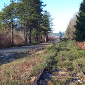 Vancouver Island BCs none railway n new rail trail