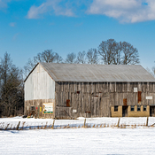 Rustic Architecture Near Camden East ON