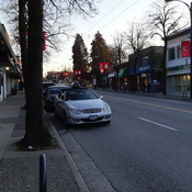 Vancouver Commercial Drive, BC