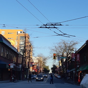 The Chinatown Area in Vancouver, BC